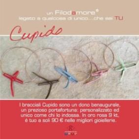 In arrivo i Bracciali Filodamore  ( Cupido Collection)