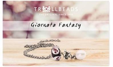 Giornata Fantasy Trollbeads 10 Febbraio 2018